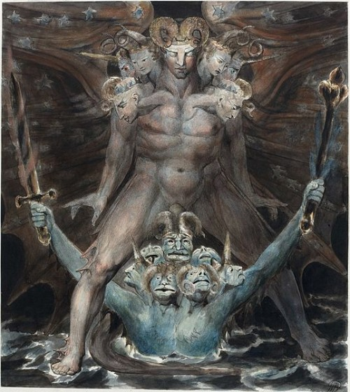 William Blake [Public domain], via Wikimedia Commons