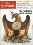cashless society cover of The Economist
