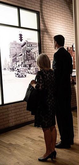 FBI Director James Comey looks back on life.