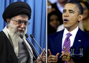 Iran-war-brinskmanship-between-Ayatollah-Khamenei-and-Barrack-Obama