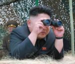 Kim Jong-un watches nuclear test