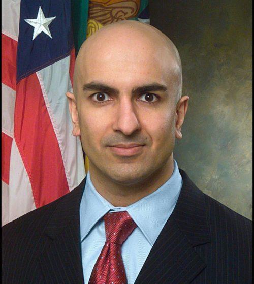 Neel Kashkari official photo | Public Domain