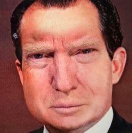 Trump Nixon comparison