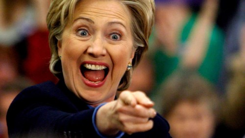 Is Hillary Clinton crazy?